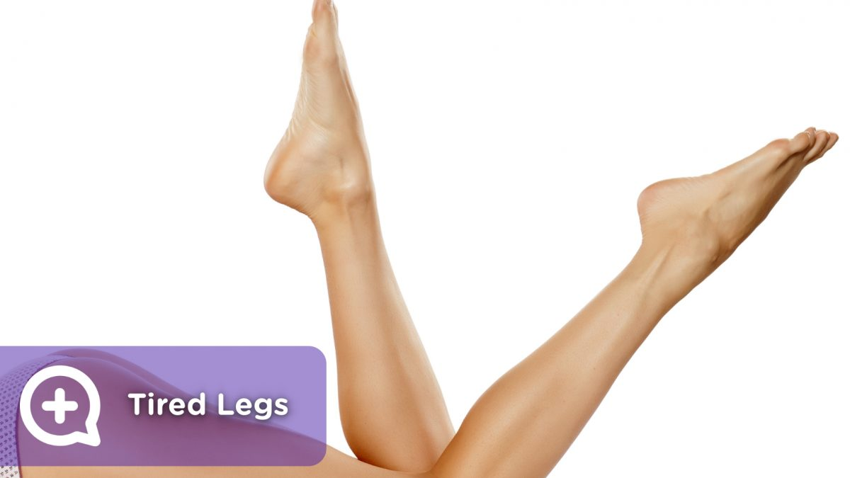 Tired, heavy legs, cramps, venous insufficiency.