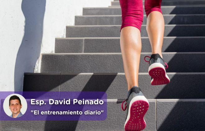Perder peso, kilos, realizando el ejercicio diario. David Peinado, entrenador personal de mediQuo. Tu amigo médico, chat médico.