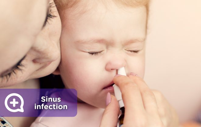 Sinus infection in adults and children, how to treat it, what medication you can take.