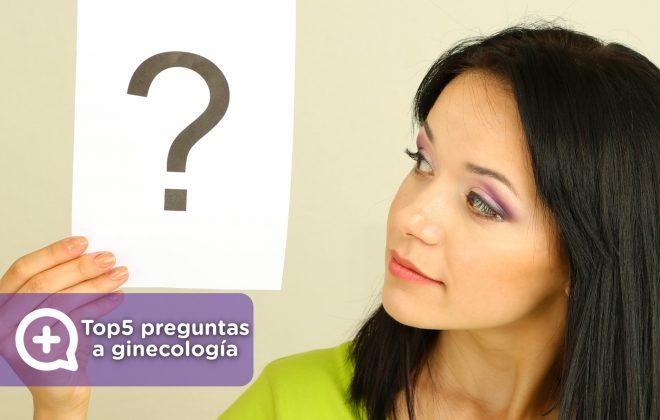 preguntas más frecuentes ginecología