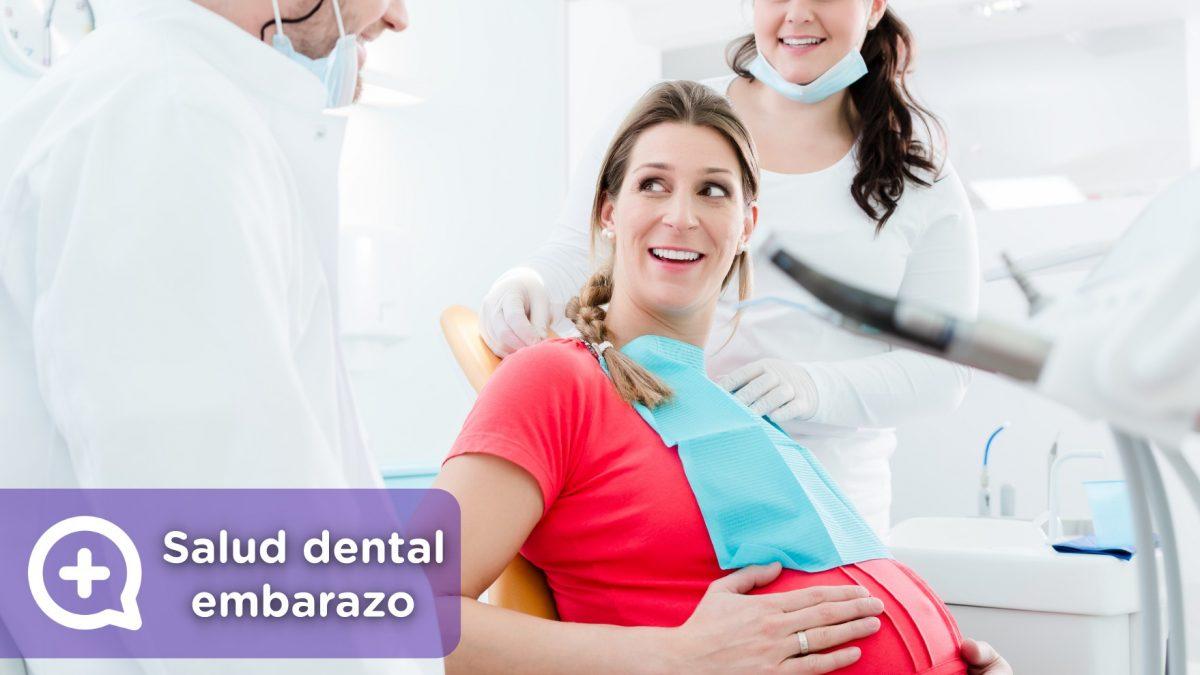 La salud dental durante el embarazo es importante que cuides tus dientes y encías para prevenir infecciones que afecten a tu salud y a la del bebé. MediQuo, tu amigo médico. Chat médico. Ginecología
