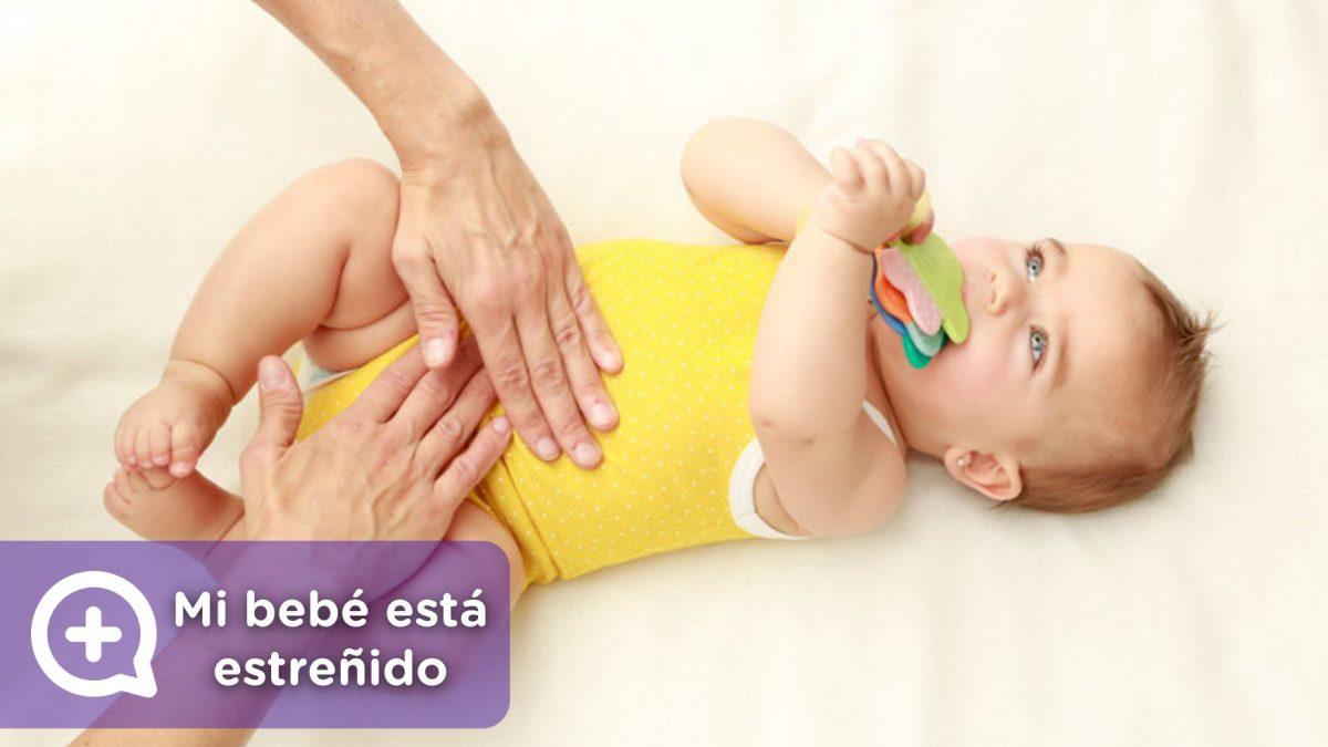 Estreñido durante días, masajes en la barriga, gases. Pediatría. MediQuo, tu amigo médico. Chat médico.