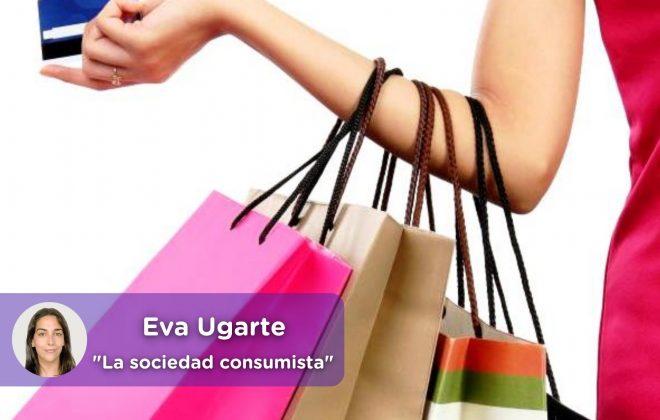 Consumismo, Consumo, sociedad consumista. MediQuo, tu amigo médico. Psicología, Eva Ugarte.