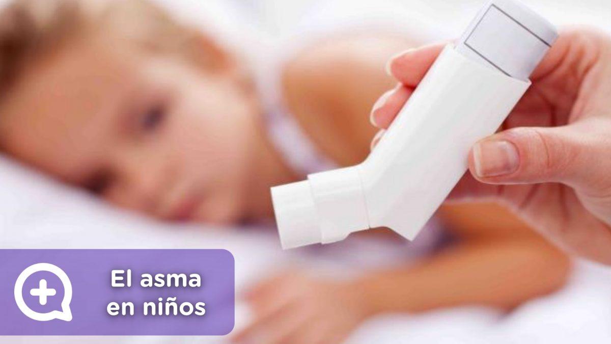 Asma en niños. mediQuo, Tu amigo médico. Chat médico. Pediatría.