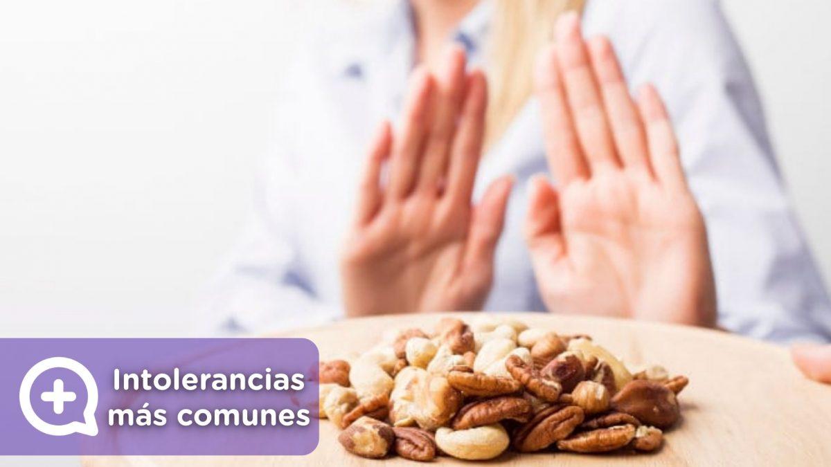 Intolerancias más comunes, lactosa, fructosa , frutos secos. MediQuo, tu amigo médico. Chat médico. Nutrición.