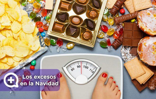 Excesos navidad. Nutrición. MediQuo. Tu amigo médico. Chat médico.
