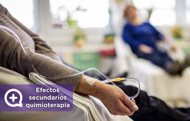 Efectos secundarios de la quimioterapia. MediQuo, Tu amigo médico. Chat médico.