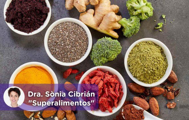 superalimento, nutrición, dieta saludable, mediquo, tu amigo médico, chat médico. Sònia Cibrián.