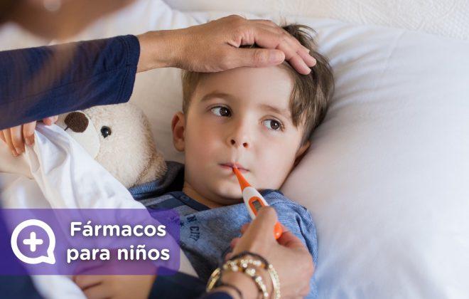 Ibuprofeno y paracetamol en niños. Analgésicos, antitérmincos, calmantes, antiinflamatorio. Pediatría. Mediquo. Tu amigo médico. Chat médico.