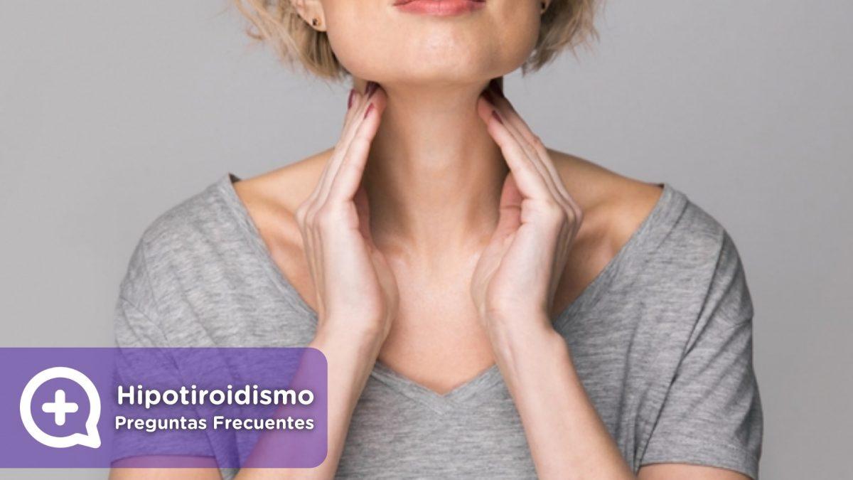 Preguntas frecuentes sobre el hipotiroidismo, su tratamiento, embarazo, tiroides. Mediquo, Tu amigo médico. chat médico.