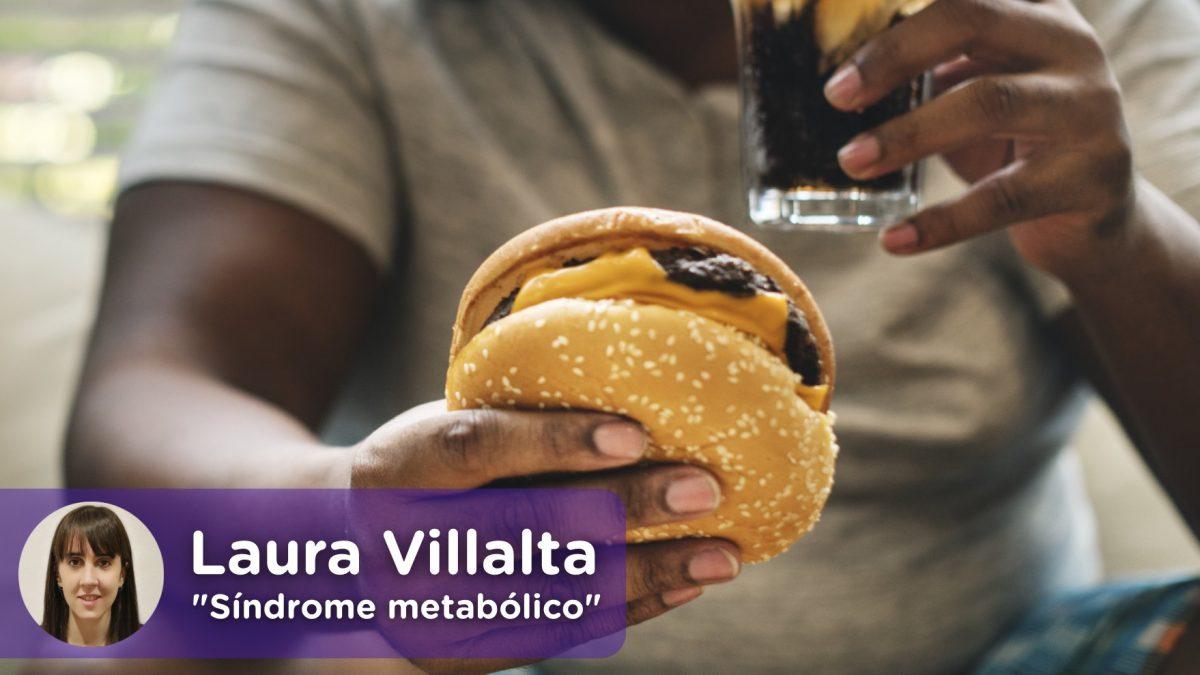 Síndrome metabólico, hipertensión, diabetes, infarto. Laura Villalta, mediquo, tu amigo médico. Chat médico. Salud. Nutrición.