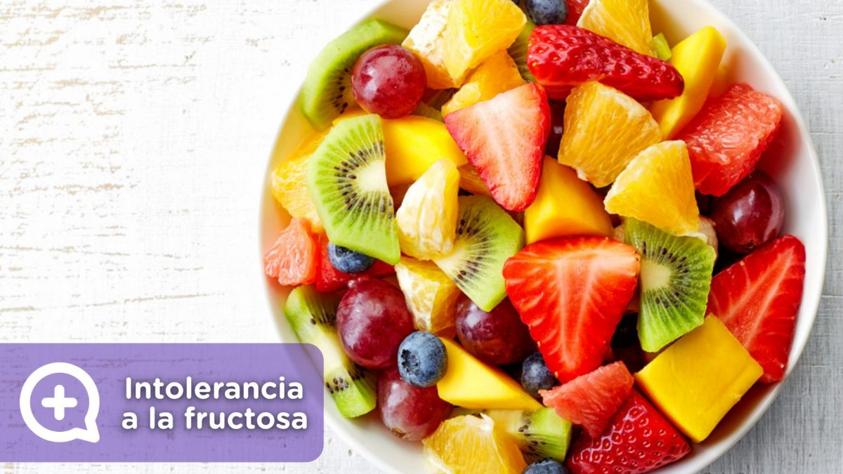 Intolerancia a la fructosa, alegia, frutas, azúcar, nutrición, mediquo, tu amigo médico. Chat médico.