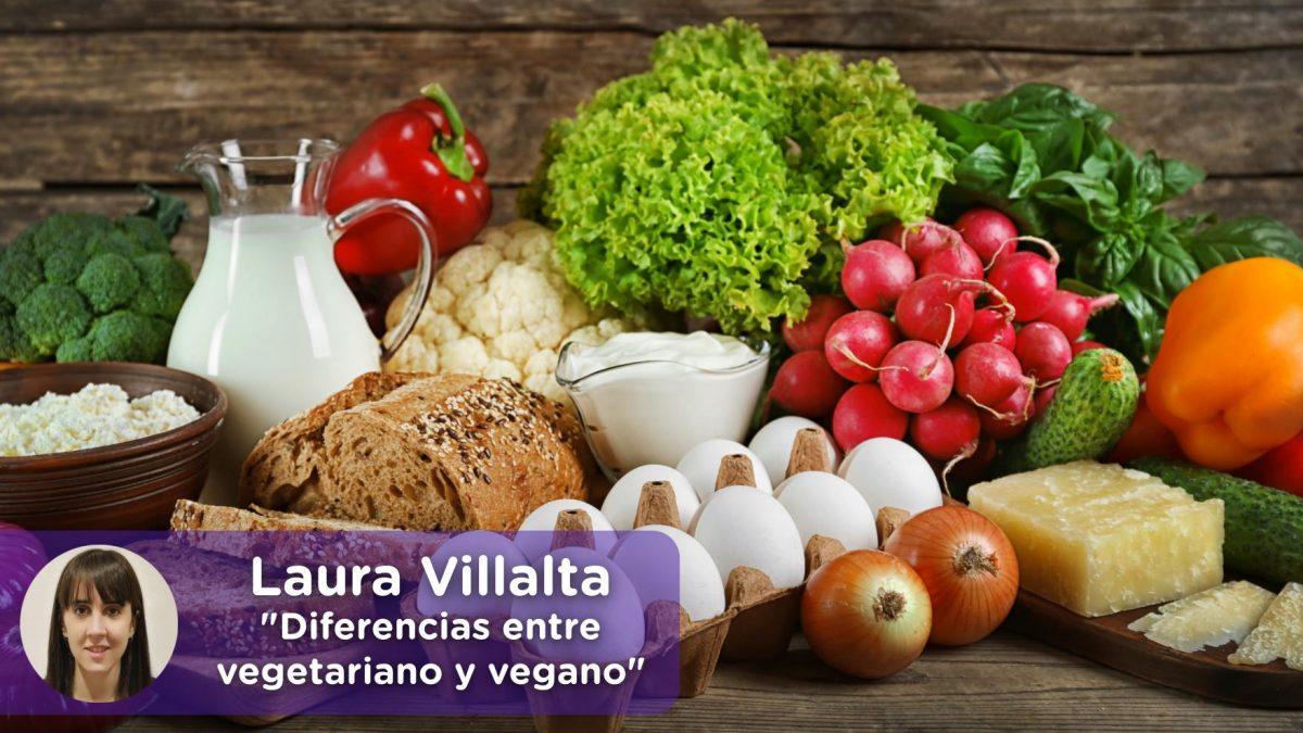 Diferencias entre Vegetariano y vegano. Mediquo, tu amigo médico. Chat médico. Salud. Nutrición.