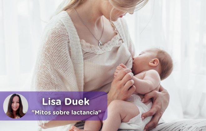 12 mitos sobre la lactancia. Embarazo. Ginecología. Mediquo, Tu amigo médico. Chat médico. Lisa Duek.