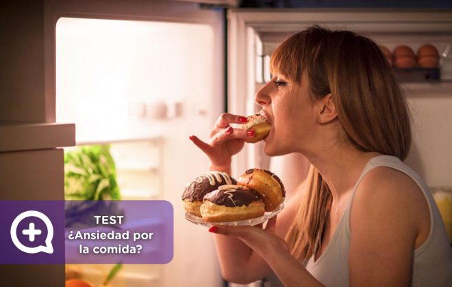Test ansiedad por la comida. Laura Villalta, nutrición. Mediquo. Grupos. Salud.