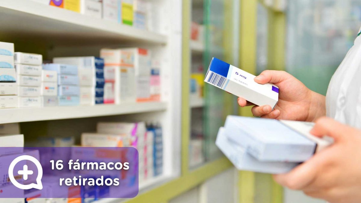 16 medicamentos retirados por contener sustancias cancerígenas. Ranitidina. Mediquo. Tu amigo médico.