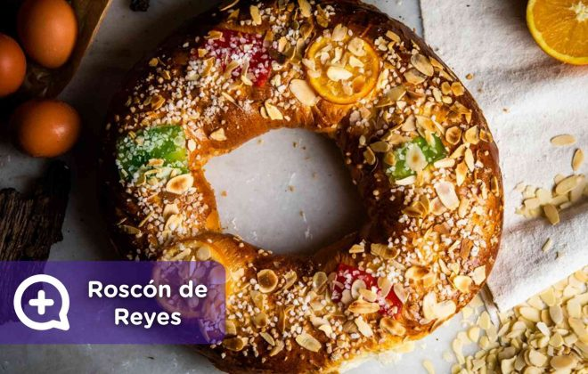 Receta de Roscón de Reyes. Recetas fáciles. Mediquo. Nutrición. Salud.