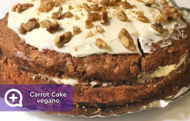 Receta fáciles, recetas, carrot cake, nutrición, mediquo.Receta fáciles, recetas, carrot cake, nutrición, mediquo.