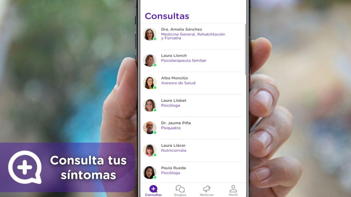 Covid, App, telemedicina, chat, mediquo, medicos, medico, android, ios, móvil, asesor de salud