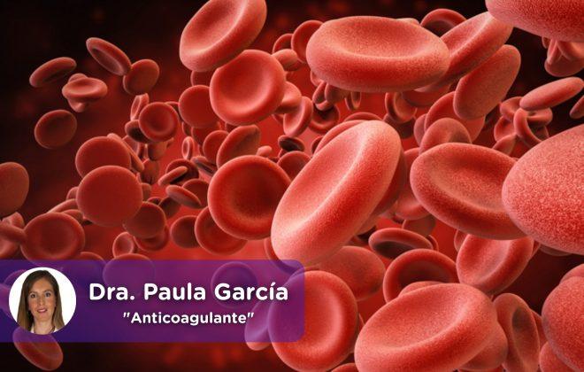 anticoagulante, sangre, fármaco. medicina, pacientes, medicamento, salud, mediquo, paula garcía amorós
