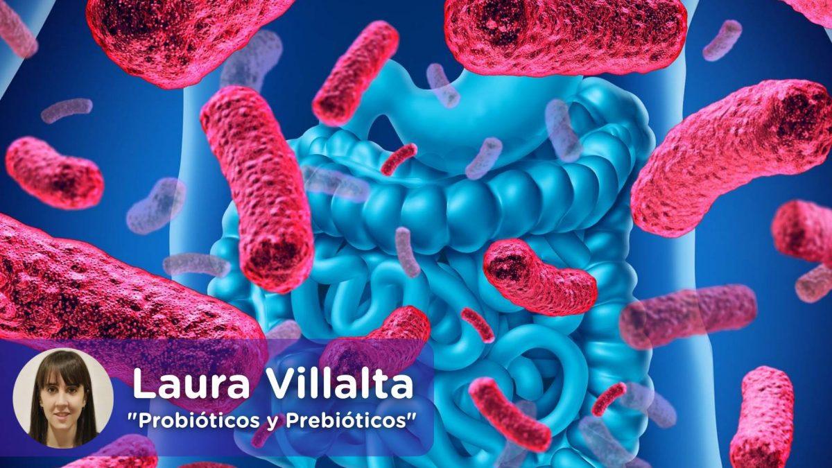 Como mejora mi flora intestinal. Probióticos y prebióticos. MediQuo. Salud. Laura Villalta.