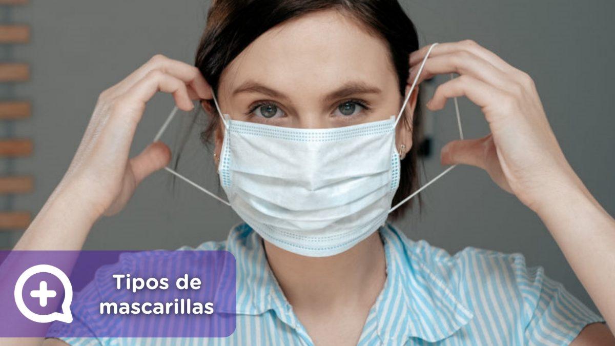 qué mascarilla debo utilizar, higiénica, quirúrgica, epi