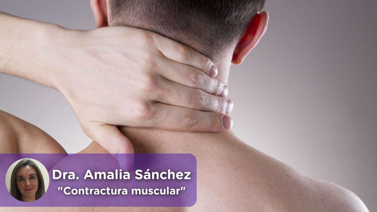 contractura muscular, tipos, clasificación, recomendaciones, antiinflamatorios, qué puedo hacer, relajante muscular