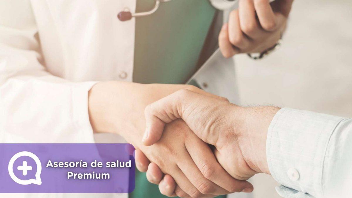 Asesoría de Salud Premium. MediQuo, Asesor Personalizado. MediQuo. Chat médico. Asesoría Digital. Aseguradoras. Seguro Salud. Consulta online.