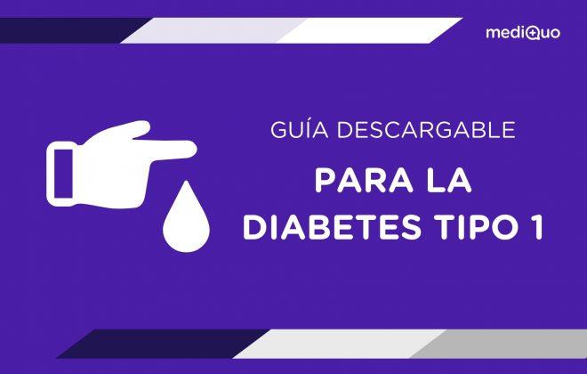 Guía descargable para la diabetes tipo 1 mediQuo