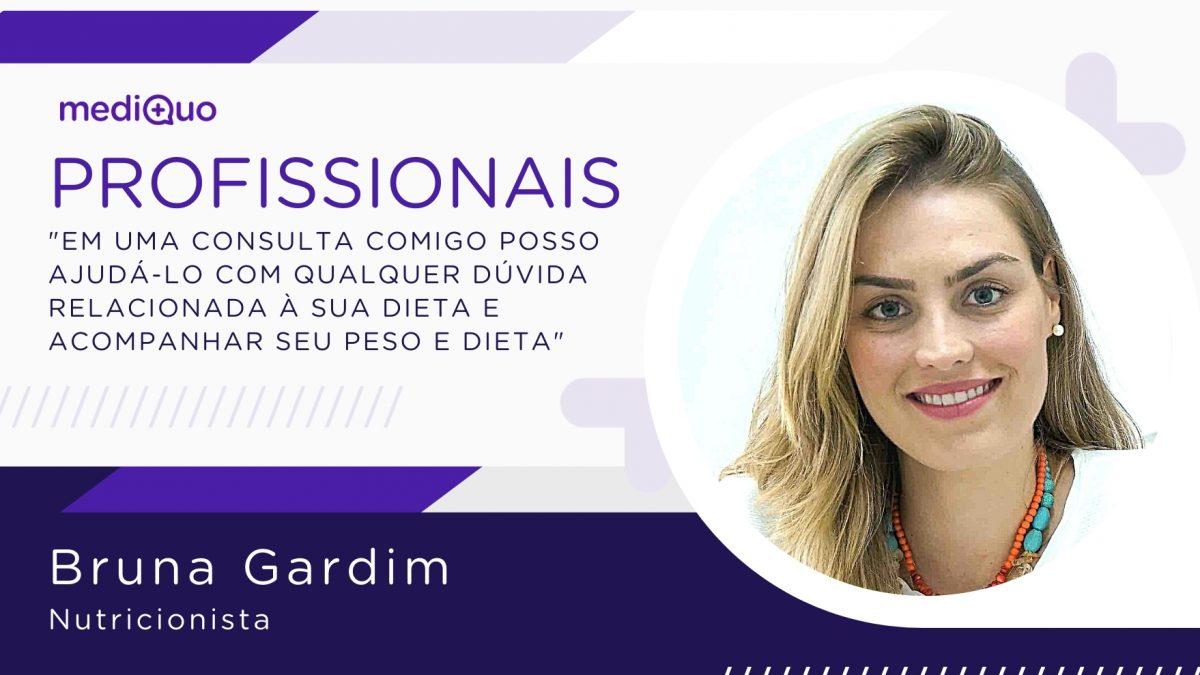 Bruna Gardim Nutricionista. Blog de profissionais mediQuo. Consulta online. Dieta. Perda de peso. Desafios. Alimentação saudável.