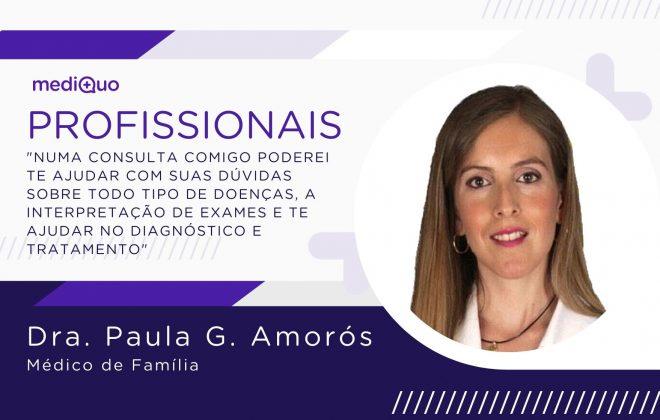 Dra. Paula García Amorós profissional, clínica geral, mediQuo, telemedicina, consulta online. Medicina estética. MediQuo