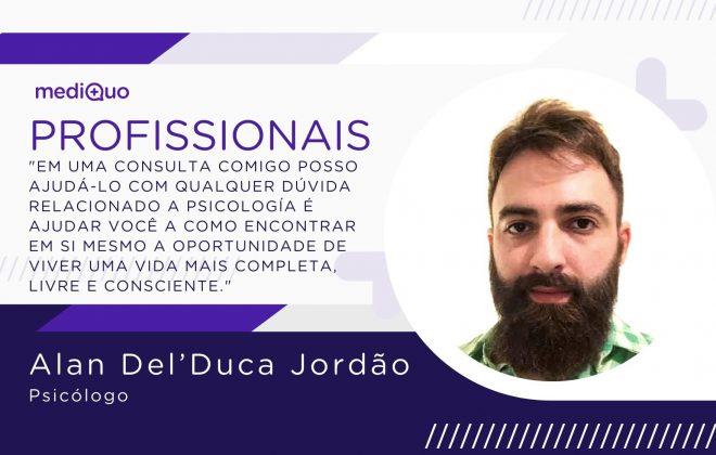 Alan Del'Duca Jordão, psicólogo, mediquo, PT Profissionais blog mediQuo