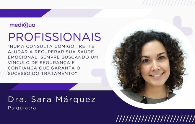 Sara Márquez mediQuo psiquiatra, chat médico, consulta online, psiquiatra online, psiquiatra urgente