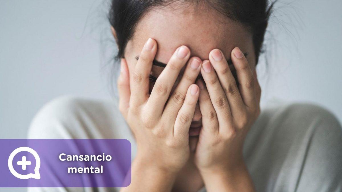 Cansancio mental, ansiedad, estrés, responsabilidad, psicología, fatiga, salud mental, psicólogo online, salud, mediquo
