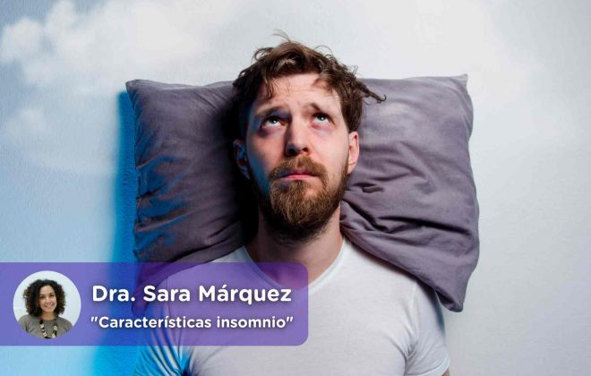 Características, Tratamiento insomnio, hipnóticos, sueño reparador, benzodiacepinas, salud, salud mental, Sara Márquez, psiquiatra, mediQuo