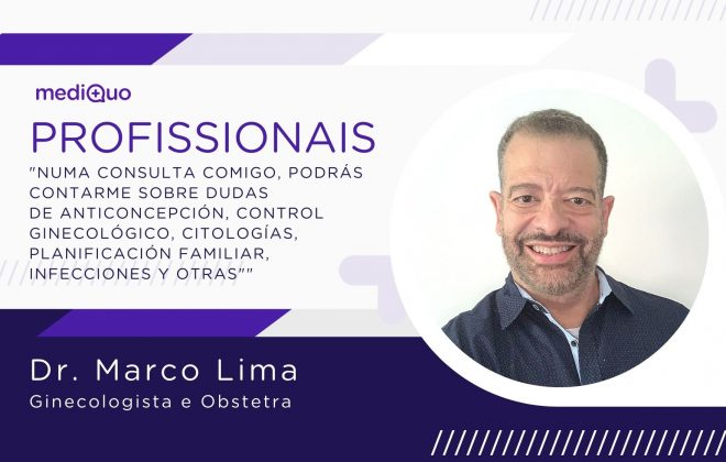 Marco Lima Ginecologista obstetra, mediQuo, Saúde mulher