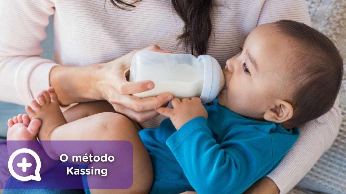 Método Kassing, bebê, alimentação, lactação, mamadeira, pediatria, saúde, médico