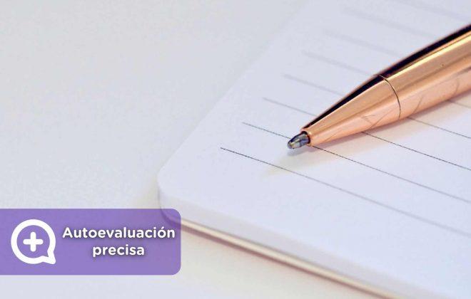 Mejorar el autoestima con una autoevaluación precisa. mediquo, salud, psicología