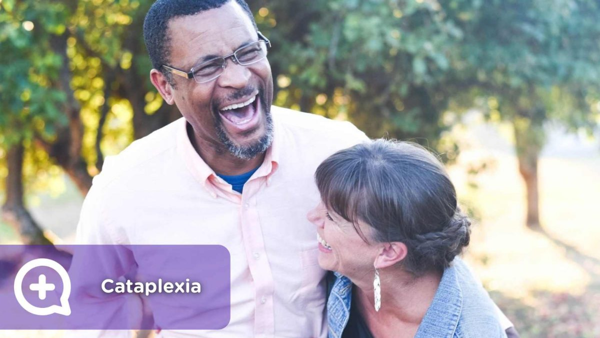 Cataplexia, riso, desmaio, tônus muscular, Jordi Évole, mediQuo, Saúde