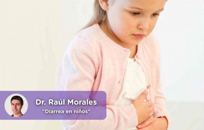 diarrea niños, pediatría, virus, rotavirus, mediquo, salud, Dr. Raúl Morales