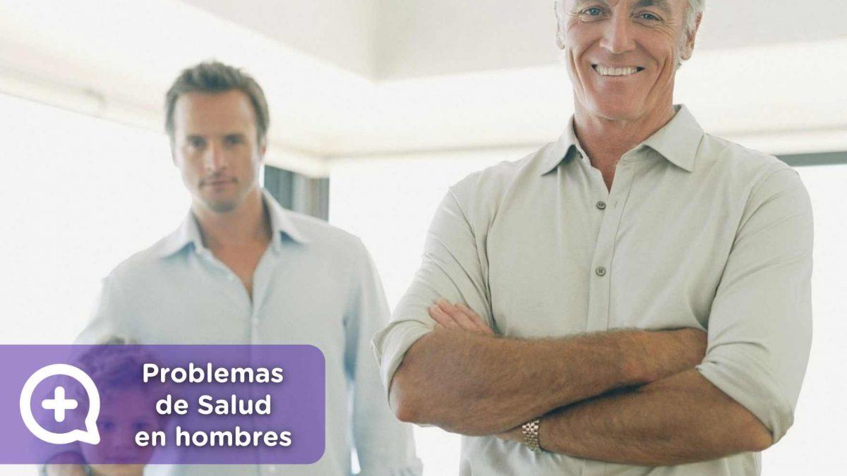 Problemas de salud en hombres, balanitis, varicocele, hidrocele, cáncer, próstata, testículos, mediquo