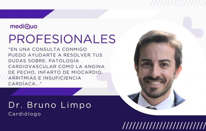 Profesionales blog mediQuo Dr. Bruno Limpo Cardiólogo