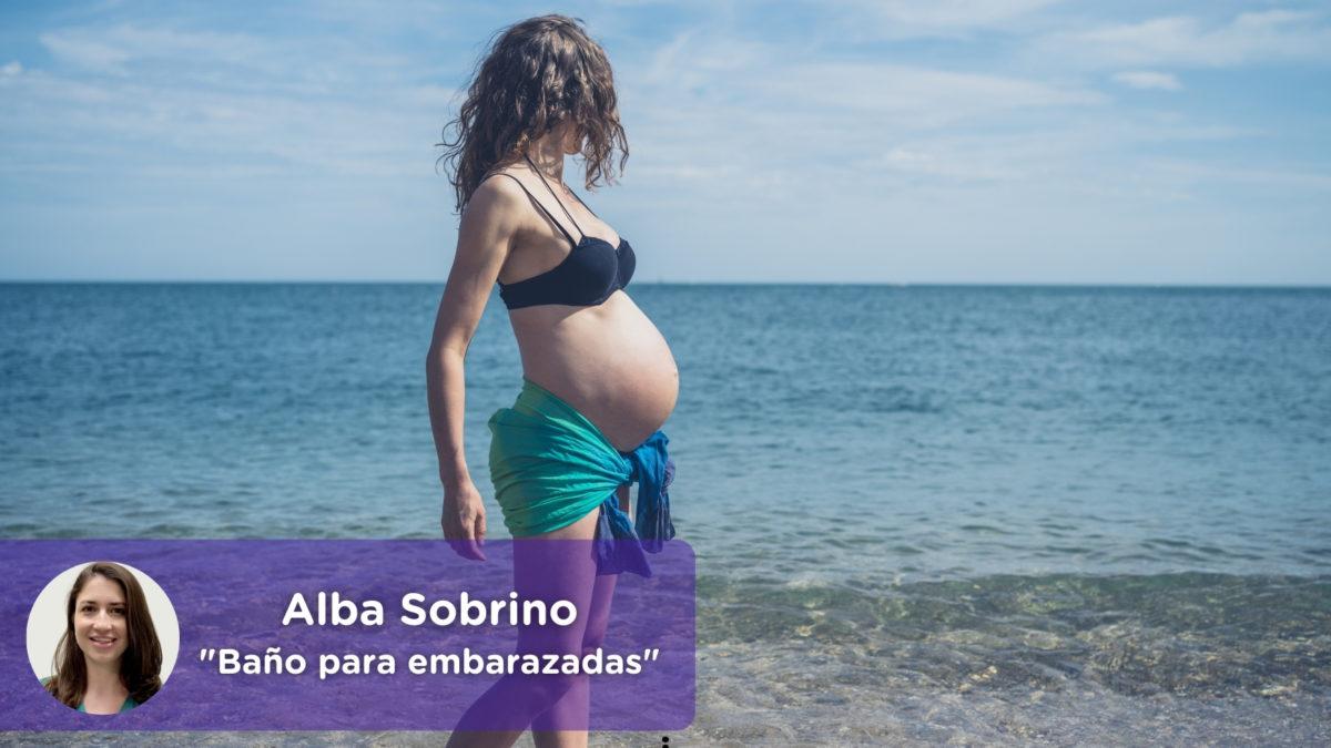 Baño para embarazadas mediQuo